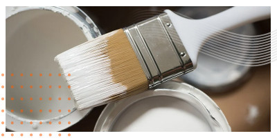Painting and Decorating When Moving House