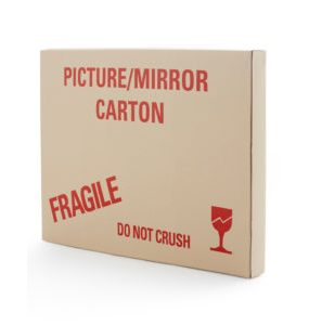 picture / mirror box