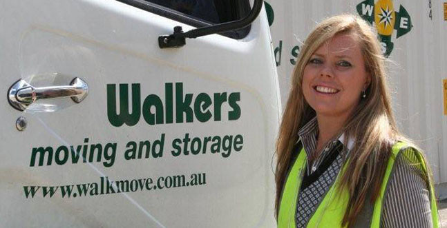 Walkers Moving & Storage Pty Ltd