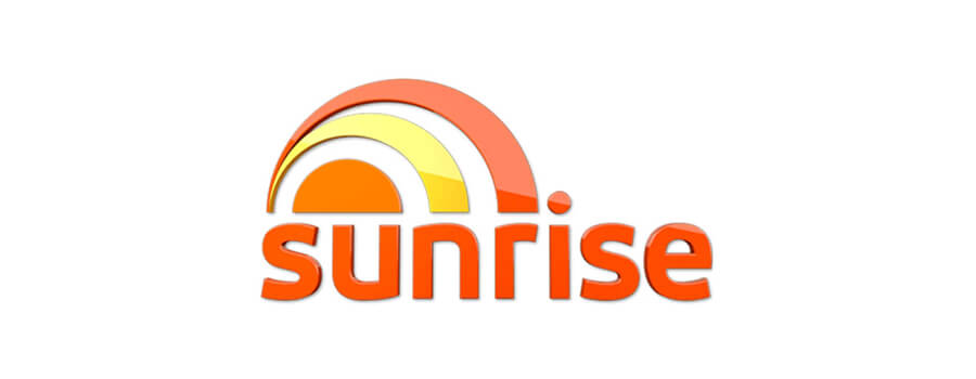 Sunrise Channel 7 Logo