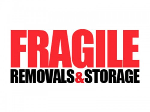 Fragile Removals & Storage company logo