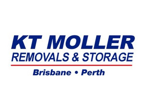 KT Moller Removals and Storage company logo