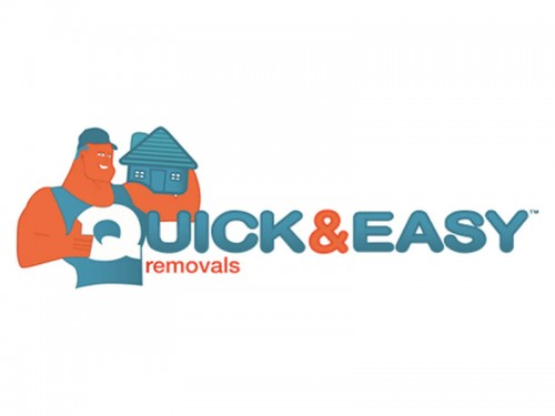 Quick & Easy Removals and Storage company logo