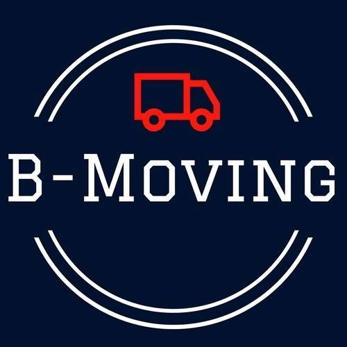B-Moving company logo