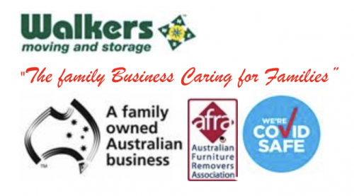 Walkers Moving & Storage Pty Ltd company logo