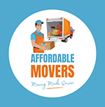 Affordable Movers company logo
