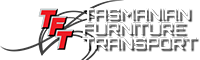 Tasmania Furniture Transport company logo