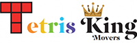 Tetris King Movers company logo