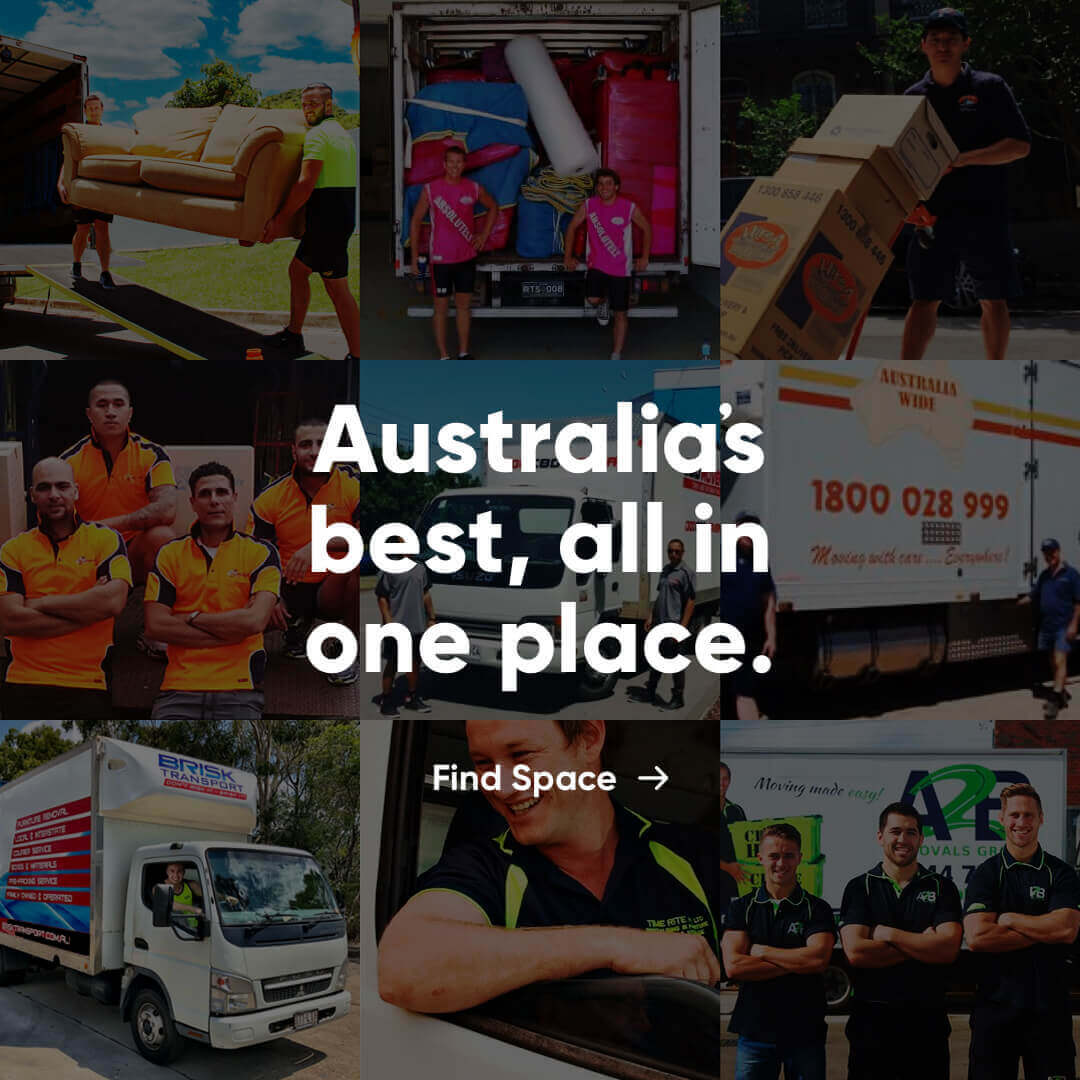 Australia's best removalists in one place